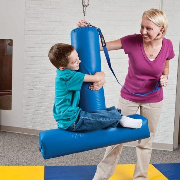 T Swing - T Shaped Swing, T Bar Swing: Flexion T-Bar