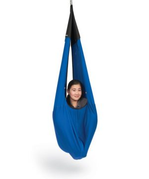 Adult Cuddle swing Sensory Cocoon Swing Adults - Anxiety, Autism, Special Needs