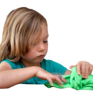 Theraputty: Red & Green Resistive Hand Strengthening Putty